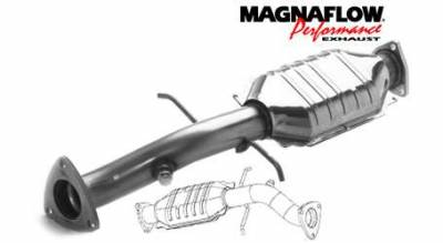 Exhaust - Catalytic Converter - MagnaFlow - MagnaFlow Direct Fit Catalytic Converter - 43455