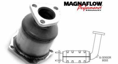 Exhaust - Catalytic Converter - MagnaFlow - MagnaFlow Direct Fit Catalytic Converter - 50670