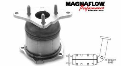 Exhaust - Catalytic Converter - MagnaFlow - MagnaFlow Direct Fit Front Catalytic Converter - 50671
