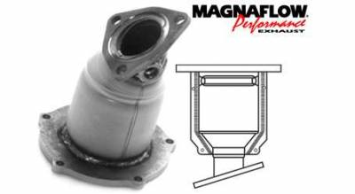 Exhaust - Catalytic Converter - MagnaFlow - MagnaFlow Direct Fit Catalytic Converter - 50802