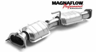 Exhaust - Catalytic Converter - MagnaFlow - MagnaFlow Direct Fit Catalytic Converter - 93104