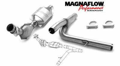 Exhaust - Catalytic Converter - MagnaFlow - MagnaFlow Direct Fit Catalytic Converter - 93120