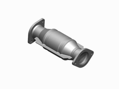 Exhaust - Catalytic Converter - MagnaFlow - Magnaflow Direct Fit Rear Underbody 0BDII Catalytic Converter - 93197