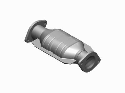 Exhaust - Catalytic Converter - MagnaFlow - Magnaflow Direct Fit OBDII Catalytic Converter - 93230