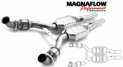 Exhaust - Catalytic Converter - MagnaFlow - MagnaFlow Direct Fit Catalytic Converter - 93989
