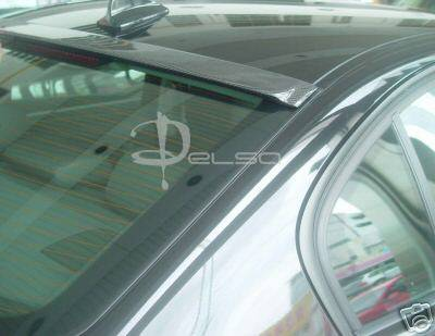 Delsa - Carbon Fiber Roof Spoiler