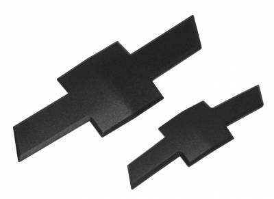 Accessories - Emblems - Defenderworx - Chevrolet Cruze Defenderworx Black Bowties - 900638