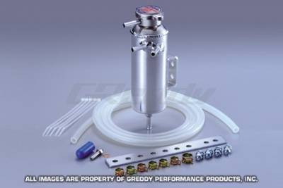 Performance Parts - Engine Internals - Greddy - Nissan Greddy Breather Tank with Type S Cap - 8mm - 12400903
