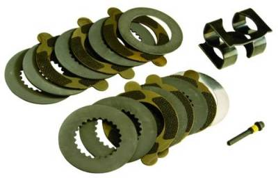 Ford Racing - Ford Mustang Ford Racing LOK Rebuild Kit with Carbon Discs
