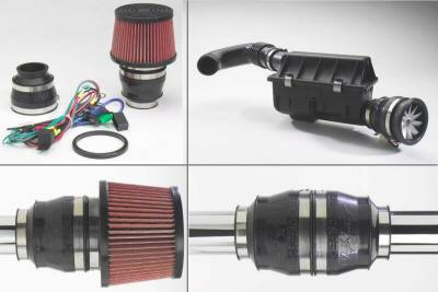 Air Intakes - OEM - Ram - 1 PSI Air Intake and Super Charger