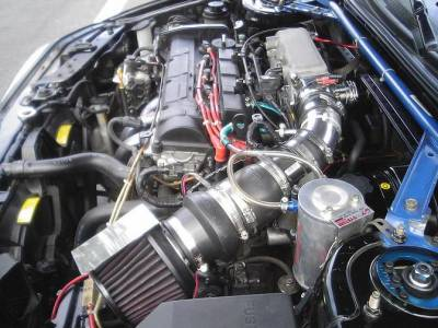 Ram - 1 PSI Air Intake and Super Charger - Image 2