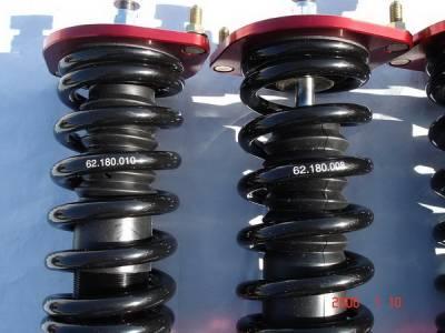 Suspension - Coil Overs - Megan Racing - Mazda Miata Megan Racing Street Series Coilover Damper Kit - MR-CDK-MMX590