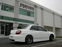 Suspension - Coil Overs - Megan Racing - Subaru WRX Megan Racing Street Series Coilover Damper Kit - MR-CDK-SI02