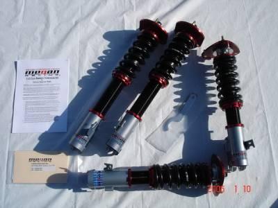 Suspension - Coil Overs - Megan Racing - Subaru Impreza Megan Racing Street Series Coilover Damper Kit - MR-CDK-SI05