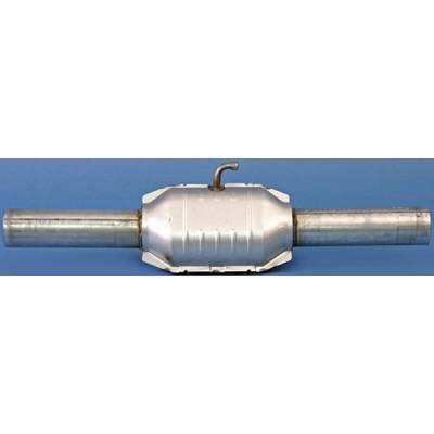 Exhaust - Catalytic Converter - Omix - Omix Catalytic Converter - 17604-06