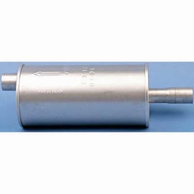 Exhaust - Mufflers - Omix - Omix Muffler - Round - 17609-02