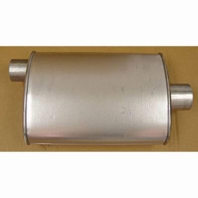 Exhaust - Mufflers - Omix - Omix Muffler - 17609-03