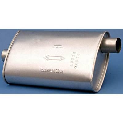 Exhaust - Mufflers - Omix - Omix Muffler - 17609-05