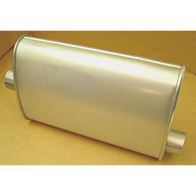 Exhaust - Mufflers - Omix - Omix Muffler - 17609-06