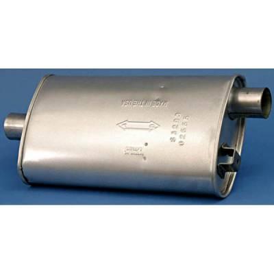 Exhaust - Mufflers - Omix - Omix Muffler - 17609-07