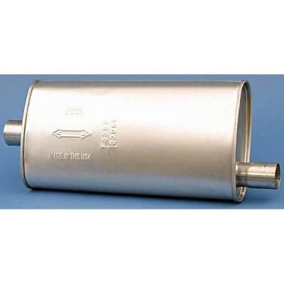 Exhaust - Mufflers - Omix - Omix Muffler - 17609-08