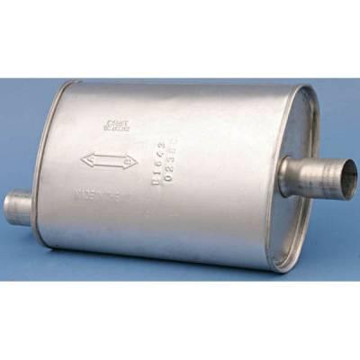 Exhaust - Mufflers - Omix - Omix Muffler - Models without Converter - 17609-1