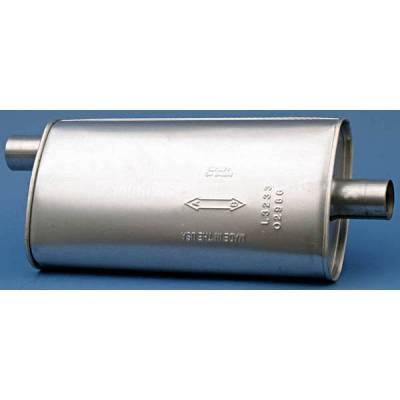 Exhaust - Mufflers - Omix - Omix Muffler - 17609-11