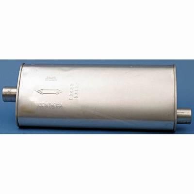 Exhaust - Mufflers - Omix - Omix Muffler - 17609-15