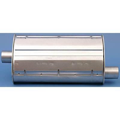 Exhaust - Mufflers - Omix - Omix Muffler - 17609-17
