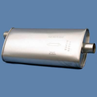 Exhaust - Mufflers - Omix - Omix Muffler - 17609-19