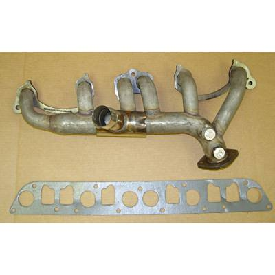 Exhaust - Exhaust Manifolds - Omix - Omix Exhaust Manifold Kit with Gasket - 17622-07