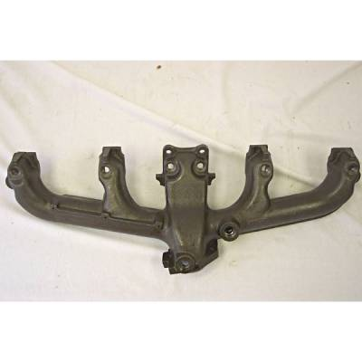 Exhaust - Exhaust Manifolds - Omix - Omix Exhaust Manifold - Including Gaskets - Bolts - 17622-11