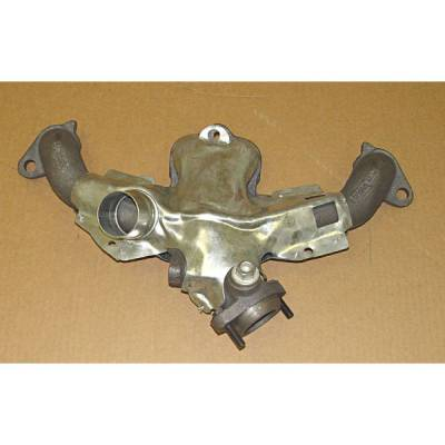 Exhaust - Exhaust Manifolds - Omix - Omix Exhaust Manifold - Cast Iron - 17624-04