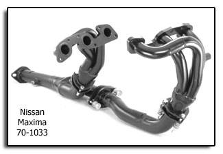 Exhaust - Headers - Pacesetter - PaceSetter Exhaust Header - 70-1033