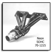 Exhaust - Headers - Pacesetter - PaceSetter Exhaust Header - 70-1215