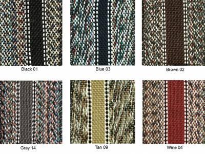 Saddleman - Pontiac Bonneville Saddleman Saddle Blanket Seat Cover - Image 2