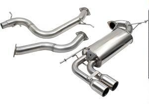 Exhaust - Custom Fit Exhaust - NEUSPEED - A3 2.0 FSI FWD CAT BACK EXHAUST