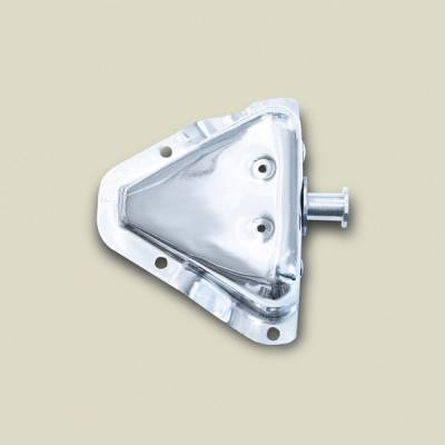 Factory OEM Auto Parts - Doors and Handles - Omix - Rugged Ridge Door Bracket - Stainless - Front - 11810-03