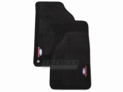 Ford Racing - Ford Mustang Ford Racing Floor Mats - 24032
