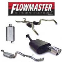 Exhaust - FlowMaster - Flowmaster - Flowmaster Exhaust System 17277