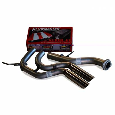 Exhaust - FlowMaster - Flowmaster - Flowmaster Exhaust System 17392