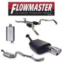 Exhaust - FlowMaster - Flowmaster - Flowmaster Exhaust System 17396