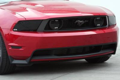 Headlights & Tail Lights - Fog Lights - GT Styling - Ford Mustang GT Styling Foglight Cover - GT0251F