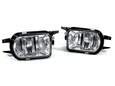 Headlights & Tail Lights - Fog Lights - Gummy - Clear Fog Lights