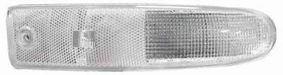 Headlights & Tail Lights - Corner Lights - Matrix - Clear Bumper Lens - 9646