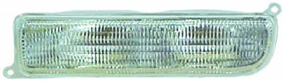 Headlights & Tail Lights - Corner Lights - In Pro Carwear - Jeep Cherokee IPCW Park Signals - Front - 1 Pair - CWB-5006