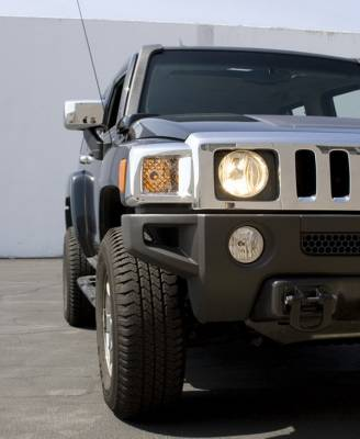 Headlights & Tail Lights - Corner Lights - In Pro Carwear - Hummer H3 IPCW Park Signals - Front - 1 Pair - CWC-346C