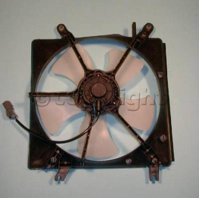 Factory OEM Auto Parts - Radiators - OEM - Radiator Fan Shroud Assembly