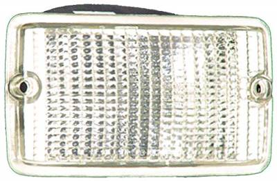 Headlights & Tail Lights - Corner Lights - In Pro Carwear - Jeep Wrangler IPCW Park Signals - Front - 1 Pair - CWC-404