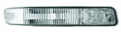 Headlights & Tail Lights - Corner Lights - In Pro Carwear - GMC Sierra IPCW Corner Lights - 1 Pair - CWC-601B